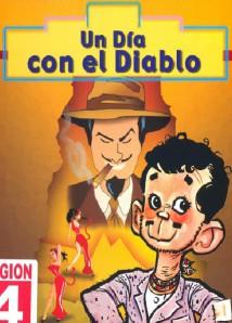 Cantinflas, en una noche de borrachera, se convierte en soldado del ejército. Al poco tiempo, se encuentra con un demonio que intenta convertirlo en un ser malvado