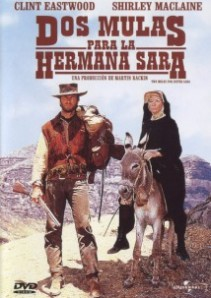 En México ha estallado la guerra entre los seguidores de Juárez y las tropas francesas del emperador Maximiliano de Austria. Hogan (Clint Eastwood), un duro mercenario, salva a una monja (Shirley MacLaine) del ataque de unos malhechores. Juntos emprenden un accidentado viaje en el que, a pesar de sus diferencias, quedará de manifiesto que tienen mucho en común