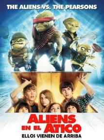 Aliens en el atico