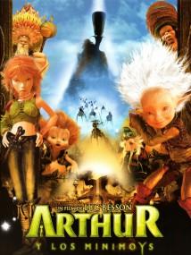 Arthur y los Minimoys 01