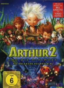 Arthur y los Minimoys 02