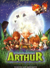 Arthur y los minimoys 03 Y la venganza de Maltazard