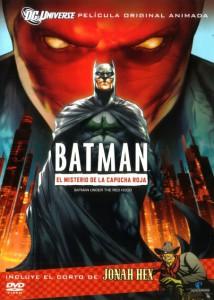 Batman El misterio de la capucha roja