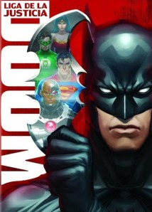La liga de la justicia-Doom