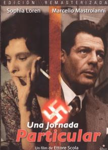 El 6 de mayo de 1938, Hitler visita Roma. Es un día de fiesta para la Italia fascista, que se vuelca en el recibimiento. En una casa de vecinos sólo quedan la portera, un ama de casa, Antonietta, y Gabriele, que teme a la policía por algún motivo desconocido. Al margen de la celebración política, Antonietta y Gabriele establecen una relación afectiva muy especial que les permite evadirse durante unas horas de la tristeza y monotonía de la vida cotidiana