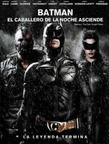 Batman 03 El caballero de la noche asciende