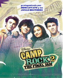 Camp rock 02 el final jam