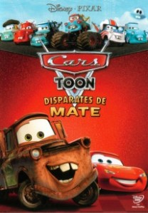 Cars toon: Disparates de Mate