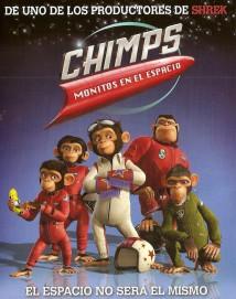 Chimps: Monitos en el espacio