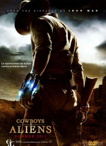 Cowboys vs Aliens