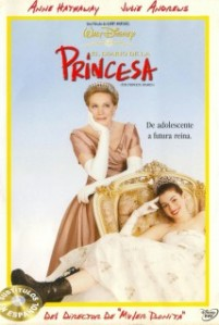 el diario de la princesa