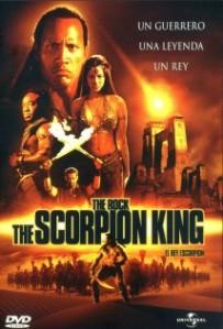El rey escorpion 01