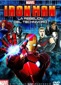 Iron Man: La rebelion de Technivoro