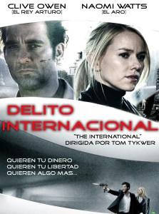 Delito internacional