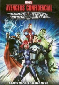 marvel avengers confidencial