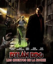 Dylan dog Los muertos de la noche