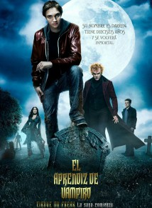 El aprendiz de vampiro