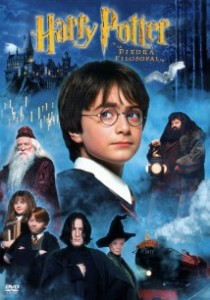 Harry Potter 01  y la piedra filosofal