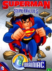 superman super villano braniac