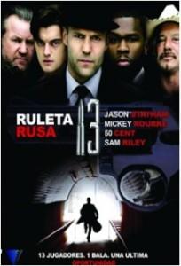 13 ruleta rusa