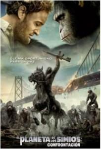 el planeta de los simios 03-Confrontacion